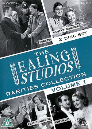 Rent The Ealing Studios Rarities Collection: Vol.1 Online DVD & Blu-ray Rental