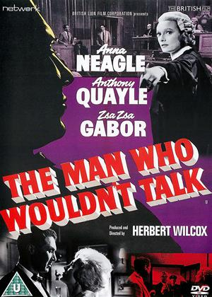 Rent The Man Who Wouldn't Talk Online DVD & Blu-ray Rental