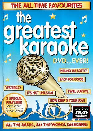 Rent The Greatest Karaoke: Ever! Online DVD & Blu-ray Rental