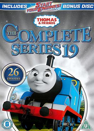 Rent Thomas the Tank Engine and Friends: Series 19 Online DVD & Blu-ray Rental