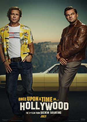 Rent Once Upon a Time in Hollywood Online DVD & Blu-ray Rental