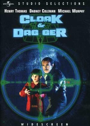 Rent Cloak and Dagger Online DVD & Blu-ray Rental