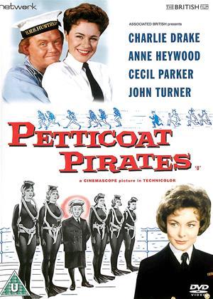 Rent Petticoat Pirates Online DVD & Blu-ray Rental