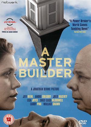 Rent A Master Builder Online DVD & Blu-ray Rental