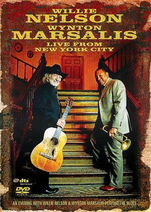 Rent Willie Nelson and Wynton Marsalis: Live from New York City (aka Live from Jazz at Lincoln Center New York City) Online DVD & Blu-ray Rental