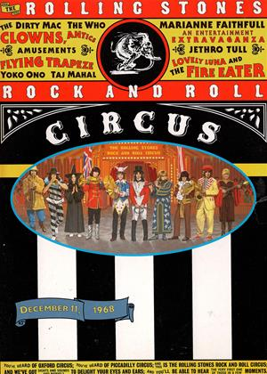 Rent The Rolling Stones: Rock and Roll Circus (aka Oi Rolling Stones) Online DVD & Blu-ray Rental