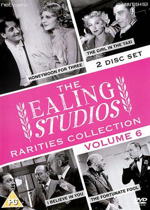 Rent The Ealing Studios Rarities Collection: Vol.6 Online DVD & Blu-ray Rental