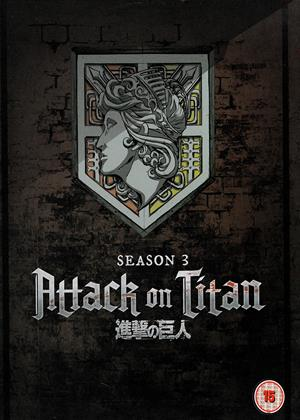 Rent Attack on Titan: Series 3: Part 1 (aka Shingeki no Kyojin) Online DVD & Blu-ray Rental