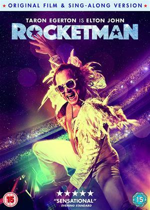 Rent Rocketman Online DVD & Blu-ray Rental