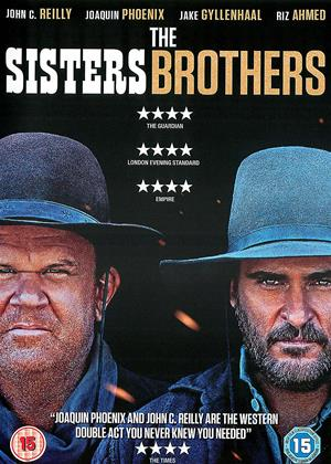 Rent The Sisters Brothers (aka Les frères Sisters) Online DVD & Blu-ray Rental