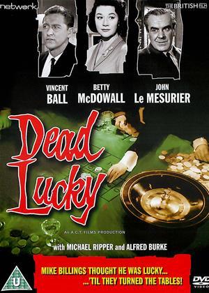 Rent Dead Lucky Online DVD & Blu-ray Rental