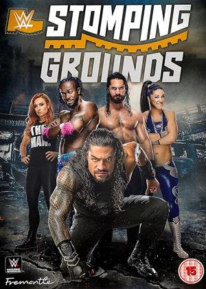Rent WWE: Stomping Grounds 2019 Online DVD & Blu-ray Rental