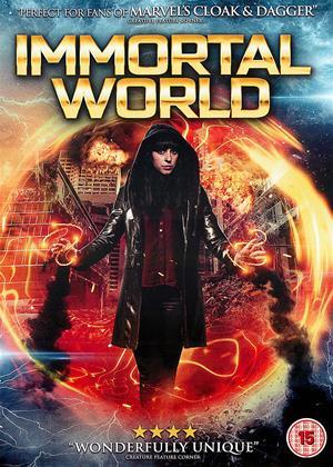 Rent Immortal World (aka Harmony) Online DVD & Blu-ray Rental