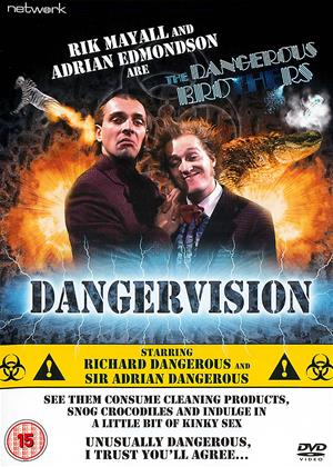 Rent Dangervision (aka The Dangerous Brothers: Dangervision) Online DVD & Blu-ray Rental