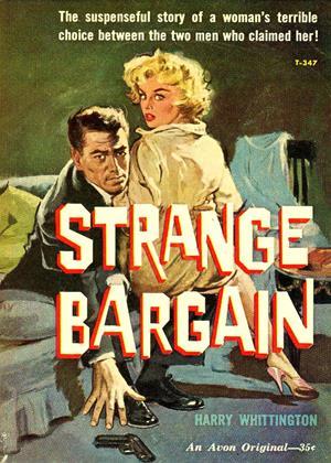 Rent Strange Bargain Online DVD & Blu-ray Rental