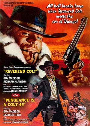 Rent Return of Django (aka Vengeance Is a Colt 45 / Son of Django / Il figlio di Django) Online DVD & Blu-ray Rental