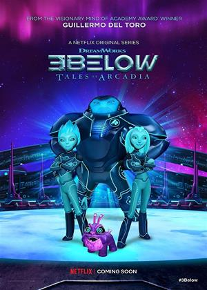 Rent 3Below: Tales of Arcadia (aka DreamWorks Tales of Arcadia: 3Below / 3Below) Online DVD & Blu-ray Rental