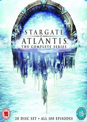 Rent Stargate Atlantis: Series 1-5 (aka Stargate: Atlantis) Online DVD & Blu-ray Rental