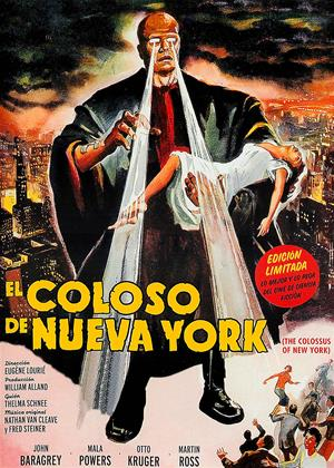 Rent The Colossus of New York Online DVD & Blu-ray Rental