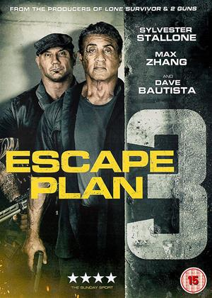 Rent Escape Plan 3 (aka Escape Plan: The Extractors / Escape Plan 3: Devil's Station) Online DVD & Blu-ray Rental