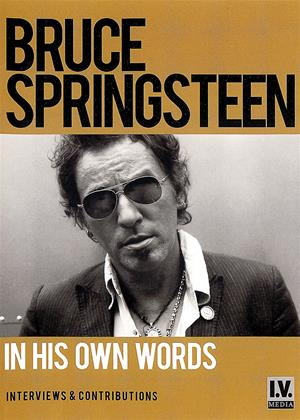 Rent Bruce Springsteen: In His Own Words Online DVD & Blu-ray Rental