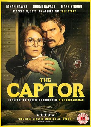 Rent The Captor (aka Stockholm) Online DVD & Blu-ray Rental