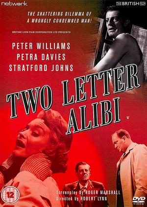 Rent Two Letter Alibi (aka Death and the Sky Above) Online DVD & Blu-ray Rental