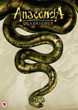 Rent Anaconda 3: Offspring / Anacondas: Trail of Blood (aka Anaconda: Offspring / Anacondas 4: Trail of Blood) Online DVD & Blu-ray Rental
