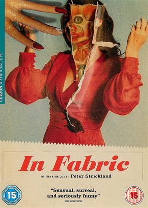 Rent In Fabric Online DVD & Blu-ray Rental