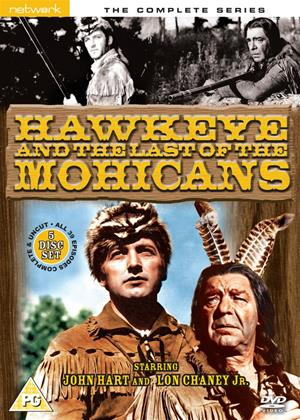 Rent Hawkeye and the Last of the Mohicans: Series Online DVD & Blu-ray Rental