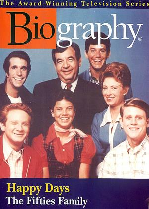 Rent Biography: Happy Days: The Fifties Family Online DVD & Blu-ray Rental