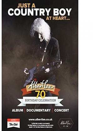 Rent Albert Lee: 70th Birthday Celebration Online DVD & Blu-ray Rental