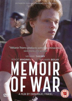 Rent Memoir of War (aka La Douleur) Online DVD & Blu-ray Rental