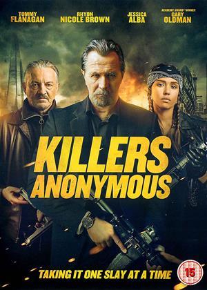 Rent Killers Anonymous Online DVD & Blu-ray Rental