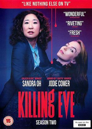 Rent Killing Eve: Series 2 Online DVD & Blu-ray Rental