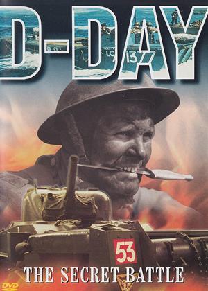 Rent D-Day: The Secret Battle Online DVD & Blu-ray Rental