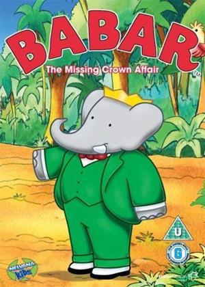 Rent Babar: The Missing Crown Affair Online DVD & Blu-ray Rental