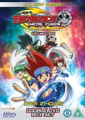 Rent Beyblade: Metal Fusion: Volumes 1 and 2 Online DVD & Blu-ray Rental