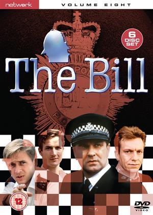 Rent The Bill: Vol.8 Online DVD & Blu-ray Rental