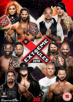 Rent WWE: Extreme Rules 2019 Online DVD & Blu-ray Rental