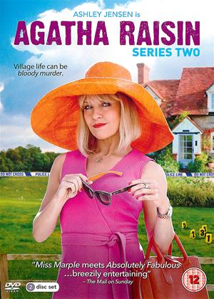 Rent Agatha Raisin: Series 2 Online DVD & Blu-ray Rental