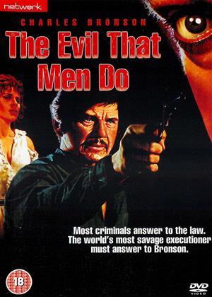 Rent The Evil That Men Do Online DVD & Blu-ray Rental
