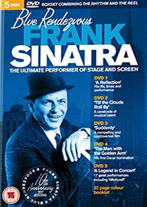 Rent Frank Sinatra: Blue Rendezvous Online DVD & Blu-ray Rental