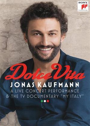 Rent Jonas Kaufmann: Dolce Vita Online DVD & Blu-ray Rental