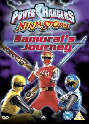 Rent Power Rangers Ninja Storm: Samurai's Journey Online DVD & Blu-ray Rental