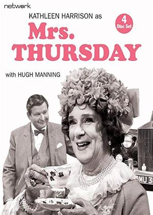 Rent Mrs. Thursday: Series 3 Online DVD & Blu-ray Rental