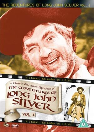 Rent The Adventures of Long John Silver: Vol.1 Online DVD & Blu-ray Rental