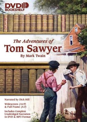 Rent Adventures of Tom Sawyer Bookshelf Online DVD & Blu-ray Rental