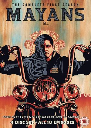 Rent Mayans M.C.: Series 1 Online DVD & Blu-ray Rental