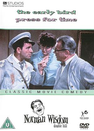 Rent Press for Time (aka Norman Wisdom: Press for Time) Online DVD & Blu-ray Rental